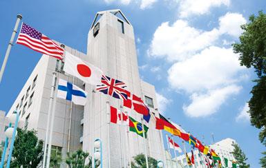 大学 東京 ポチ 国際