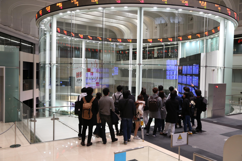 経済学部】 東京証券取引所の見学に行きました | 2017年 | ニュース ...