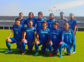 東京国際大学】女子サッカー部